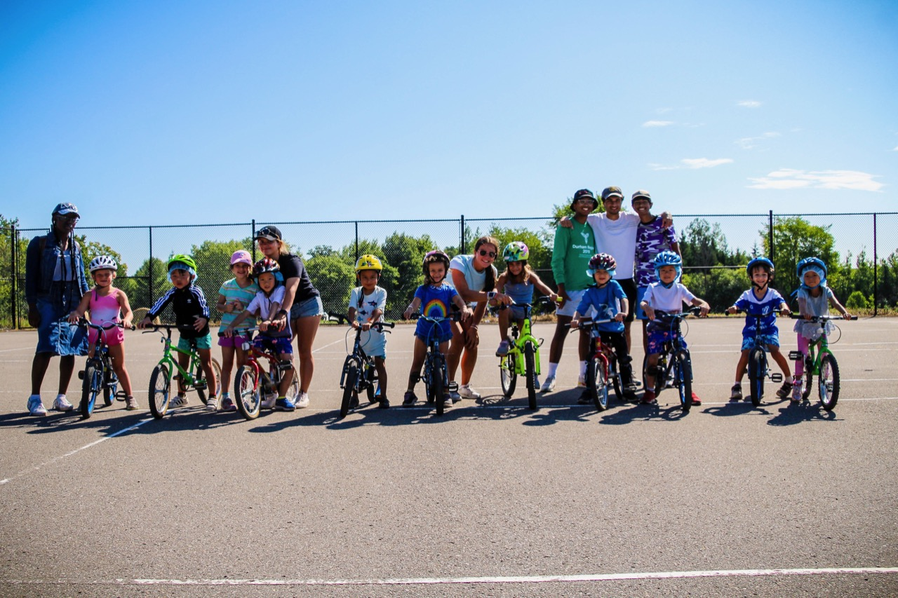 GREEN ACRES 'LEARN-TO-BIKE' (Completed SK - Grade 2)